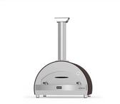 Alfa 4 PIZZE Countertop Wood Fired Pizza Oven - FX4P-LRAM-T