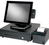 Touch Screen Pos Terminal Bundle HK570