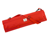 Mercer Culinary M30007RD Red 8 Pocket Knife Roll