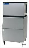 ITV Ice Makers SPIKA MS 500 A 1 H 494lb. Modular Ice Cube Maker w/S‐500 408lb Ice Storage Bin