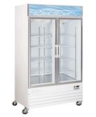 Freezer , 2 Door , Glass , SOCOLD PRODUCTS