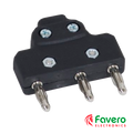 Bodycord Plug - Favero 3 prong