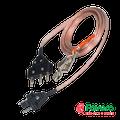 Body Cord - Foil/Sabre 2-Prong, Favero
