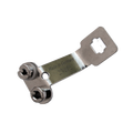 Foil Socket - Made in Germany 2 Prong