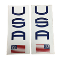 Patch - USA Logo 2016 for pants