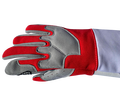 Foil Epee Soft Zone Glove with Gel Insert Grippy Palm