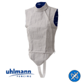 PATCHED - Women's Foil Lame - Uhlmann Free Stenciling LIMITED QUANTITIES