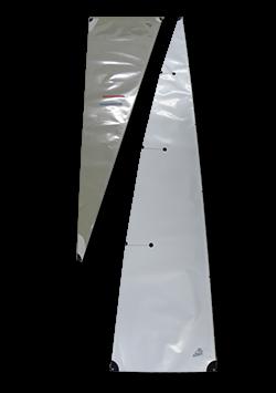 Jelacic Sails 3Dmonfilm  moulded IOM A rig  sail suit