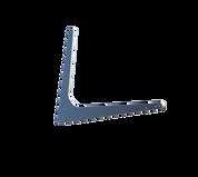 ODOM Laser Cut Aluminum Jib Topping Lift Plate