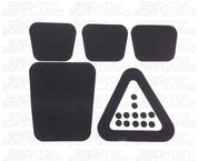 MX16 Computer cut deck Patches