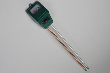 Worm Compost pH + Moisture Meter