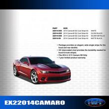 2014-2015 Chevy Camaro SS Cowl Stripes