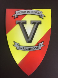 RS Richmond Acrylic Shield