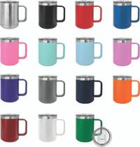 15 oz. Polar Camel Coffee Mug