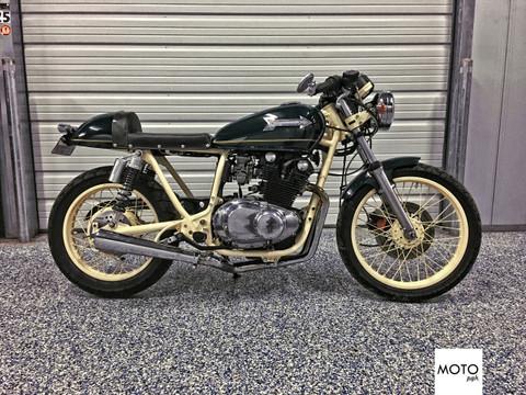 """sold)(969) 1982 suzuki gs450 """"arrow"""" cafe racer - moto pgh"""