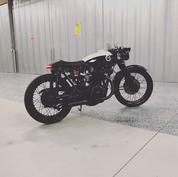 (SOLD)(902) 1973 Honda CB450 Cafe Racer