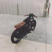 (SOLD)(853) Honda CB350 Cafe Racer