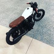 (SOLD)(845) Honda CB360 Cafe Racer
