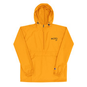 MOTO PGH X CHAMPION - Rain Riding Jacket (YELLOW)