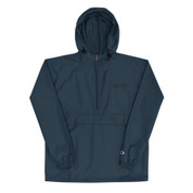 MOTO PGH X CHAMPION - Rain Riding Jacket (BLUE)