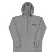MOTO PGH X CHAMPION - Rain Riding Jacket (GREY)