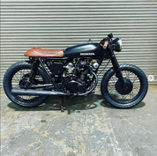 Honda CB350/360 Custom Build Cafe Racer Available for Custom Build