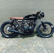 Honda CB500/550 Custom Build Cafe Racer Available for Custom Build
