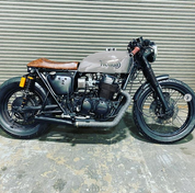Honda CB750 Custom Build Cafe Racer Available for Custom Build