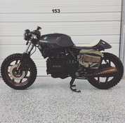 BMW K75/K100 Custom Build Cafe Racer Available for Custom Build