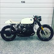 BMW R65/75/80/90/100 Custom Build Cafe Racer Available for Custom Build
