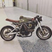 Ducati 750/900ss Custom Build Cafe Racer Available for Custom Build