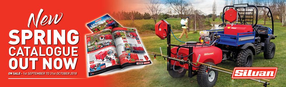 Silvan Spring Catalogue