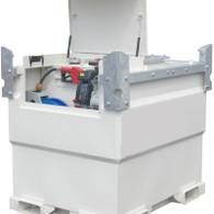Self Bunded Diesel Fuel Tank 960 Litre EC Series