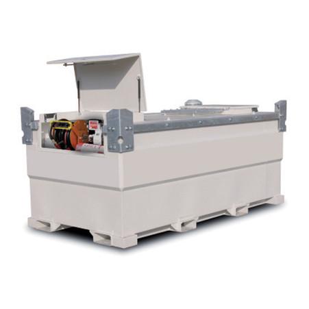 Self Bunded Diesel Fuel Tank 3000 Litre EC Series