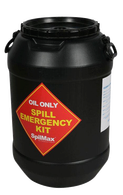 Spill Kit SpilMax Emergency Transport Spill Kit Drum 50L