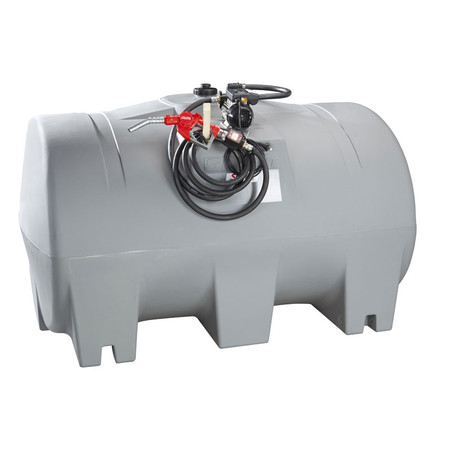 Diesel Poly Tank 2200 Litre with 240 Volt Pump and Meter