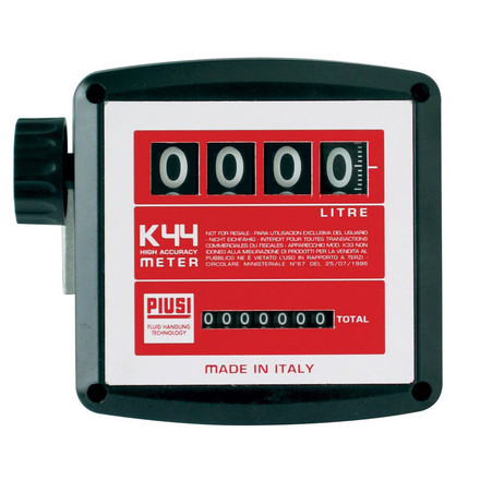 Mechanical Diesel Meter Piusi Range