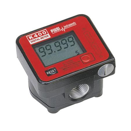 Digital Oil Meter