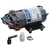 12 Volt Smoothflo Pump 120PSI + RETROFIT KIT (DDP-552A)