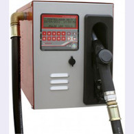 Gespasa 240V Diesel Cabinet Pump 75 LPM with Fuel Management