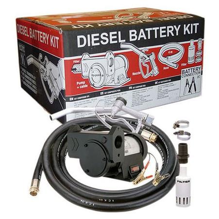 Gespasa Diesel Pump Kit 24 Volt