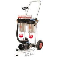 Gespasa Filtration Kit with trolley