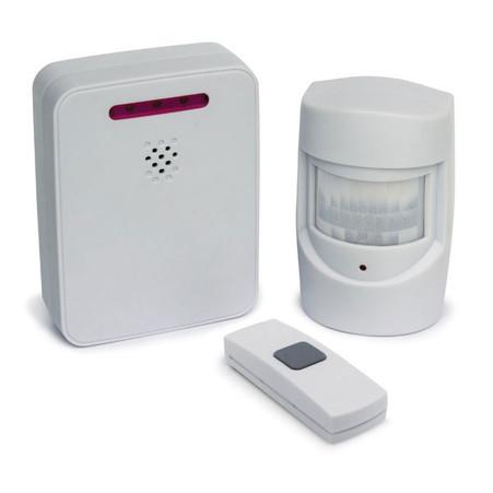 Driveway Sensor Motion Alert and Doorbell