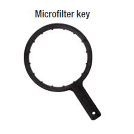 Gespasa Transparent Micro Filter - Filter Key