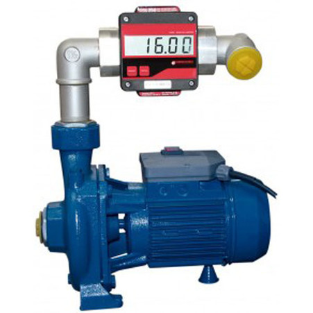 Gespasa Diesel Transfer Pump 100-250LPM with Electronic Meter