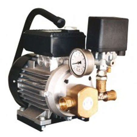 Gespasa oil Pump with Pressure Switch