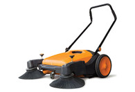 Silvan Selecta Push Along Sweeper - JUST ARRIVED