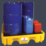 4 Drum Spill Container