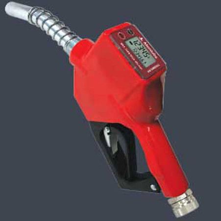 Alemlube Auto Diesel Nozzle with Litre Counter