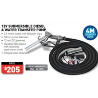 12V Submersible Pump Kit